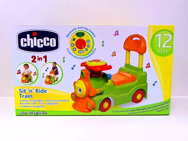 chicco sit 39 n 39 ride trenino sanitaria 2m