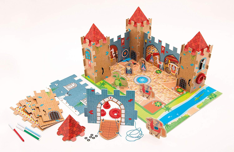 Clementoni Play Creative Il Castello Delle Avventure 4 Sanitaria 2m